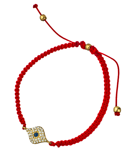 Blu Bijoux 08022012 092 red braided evileye bracelet L Sale Alert! Max&Chloe Jewelry Labor Day Sale Favorites! 