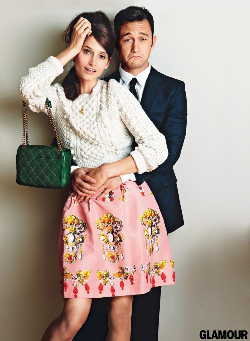 JGL Glamour21 753x1024 Celeb Images: Joseph Gordon Levitt Joins Glamour in October!