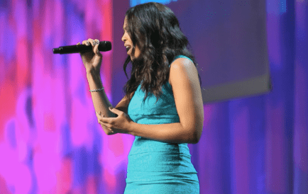 Pop star Jordin Sparks  1024x648 Images + Videos: Childrens Miracle Network Ambassadors Nick Cannon, Miss America 2012 Laura Kaeppeler, and Pop Star Jordin Sparks Honor 2012 Champions