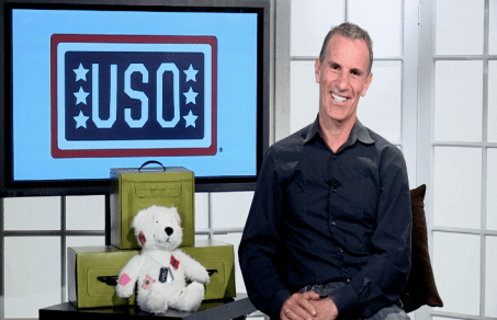 Trevor Romain USO Tour  Interview: USO Tour Veteran and Childrens Motivational Speaker Trevor Romain Teams Up to Stop Bullying