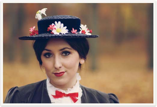 Want To Be Mary Poppins For Halloween Here39s Looking At