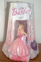 barbie candle 1