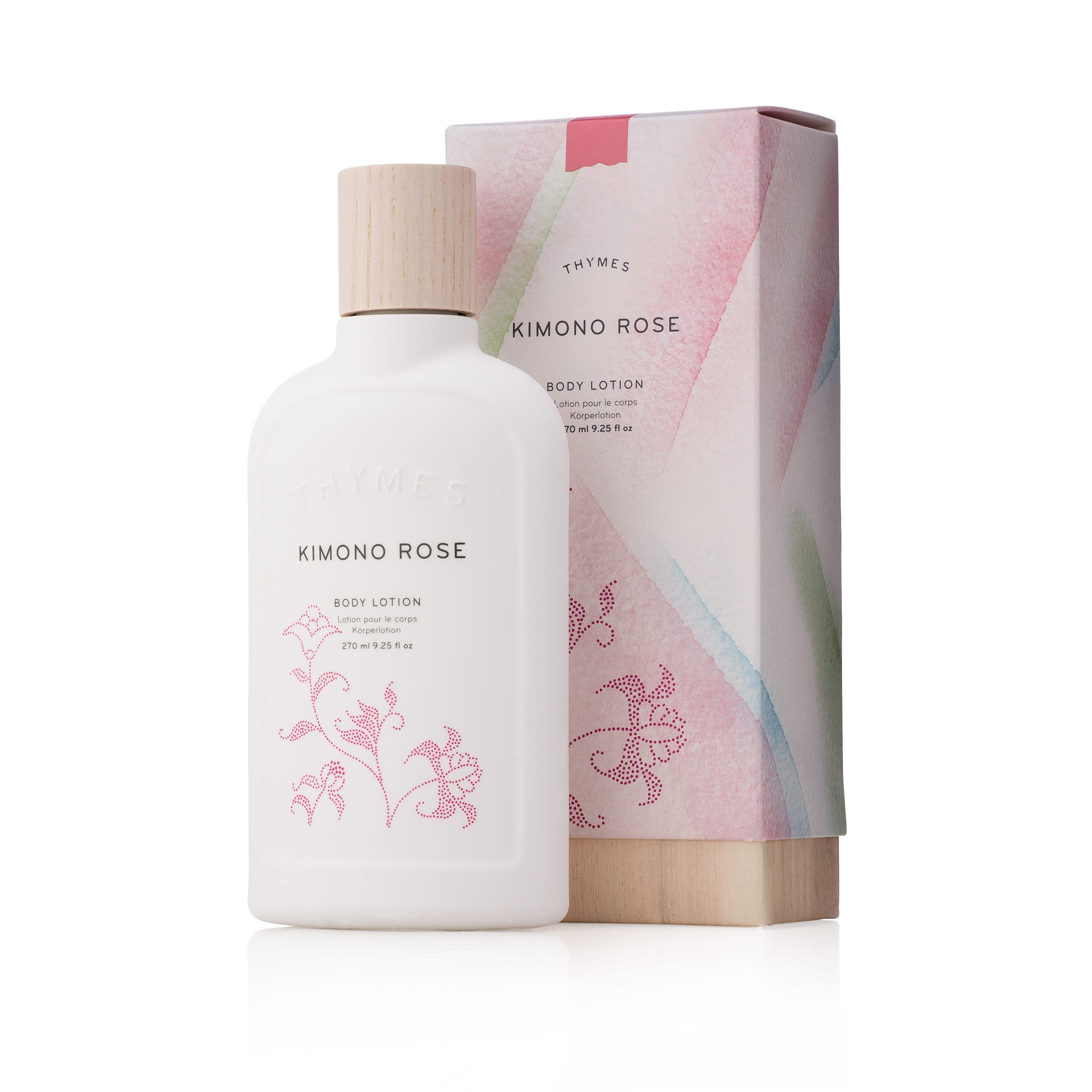 Lampe Berger New York Thymes Kimono Rose Body Lotion Candles Off Main