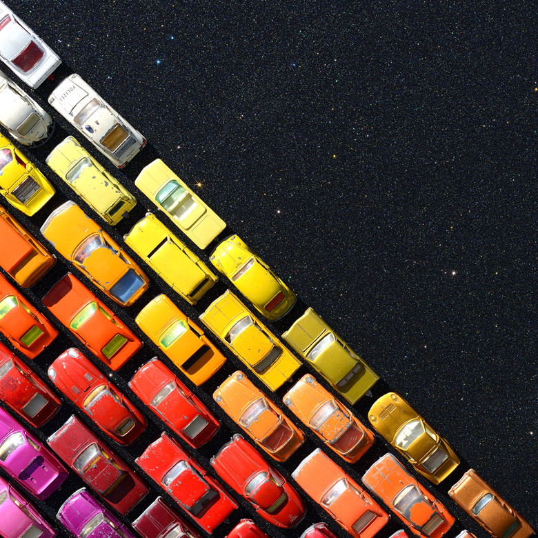 Eva Gieselberg Candy Cars Black Edition Autoart