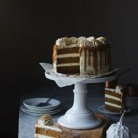Najlepszy tort dyniowy! Z delikatnym kremem i korzennym karmelem