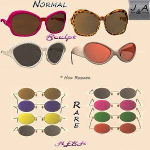 Gatcha Glasses