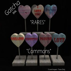 Heart Gatcha