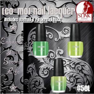 {Co_Motion} Spring Greens-SLink Nail Huds (Advert)