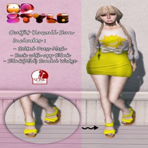 Outfit Kawaii Sun_RD Style - EXCLUSIVE THE CANDY FACTORY
