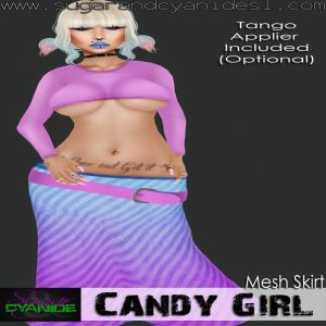 .S&C. Candy Girl