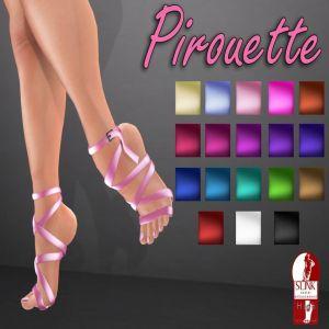 .S&C. Pirouette