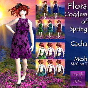 TCF Flora gacha