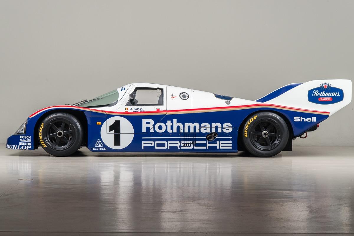 Fastest Car In The World Wallpaper 1985 Porsche 962c Canepa