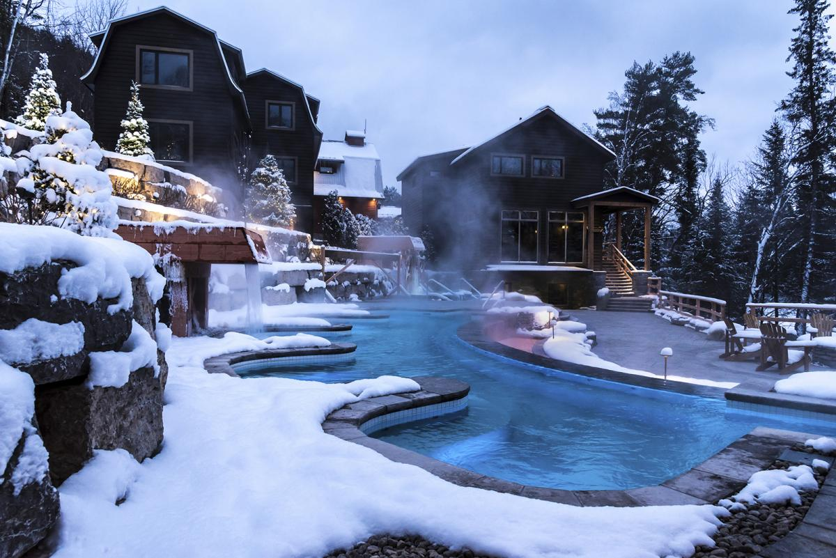 Nordic Scandinave A Look At Scandinave Spa Mont Tremblant 39s New Expansion