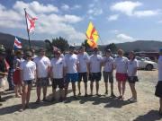 ni squad at surf world champs 2015