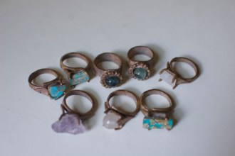 Rings by Cleopatra's Bling