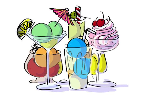 Girandola'nın dondurmayı yiyince suçluluk hissetmeyeceksiniz!