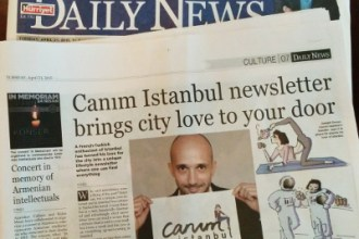 Hürriyet Daily News thumbnail