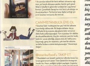 Canım Istanbul in Tempo