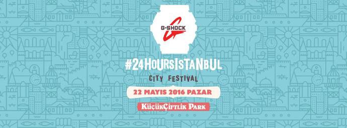 G-Shock 24hoursistanbul