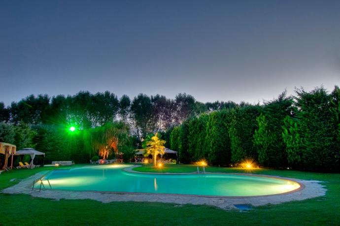 Village Park swimming pool