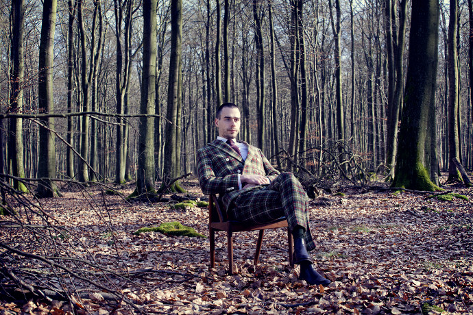 Stimming in forest
