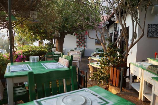 Bi Lokma Restaurant Kas