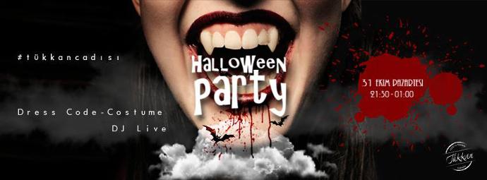 Tukkan Karakoy Halloween