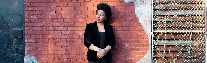 Charenee Wade at Akbank Jazz Festival