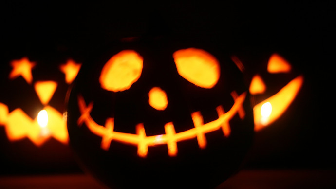 Halloween Roxy