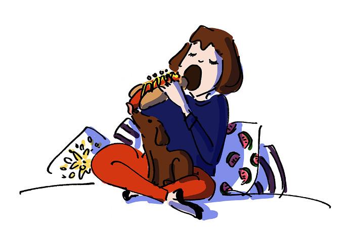 Nişantaşı'nda hayvan dostu bir hot dog büfesi: Jerry's