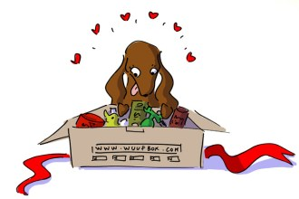 Spoil your dog with Wuufbox