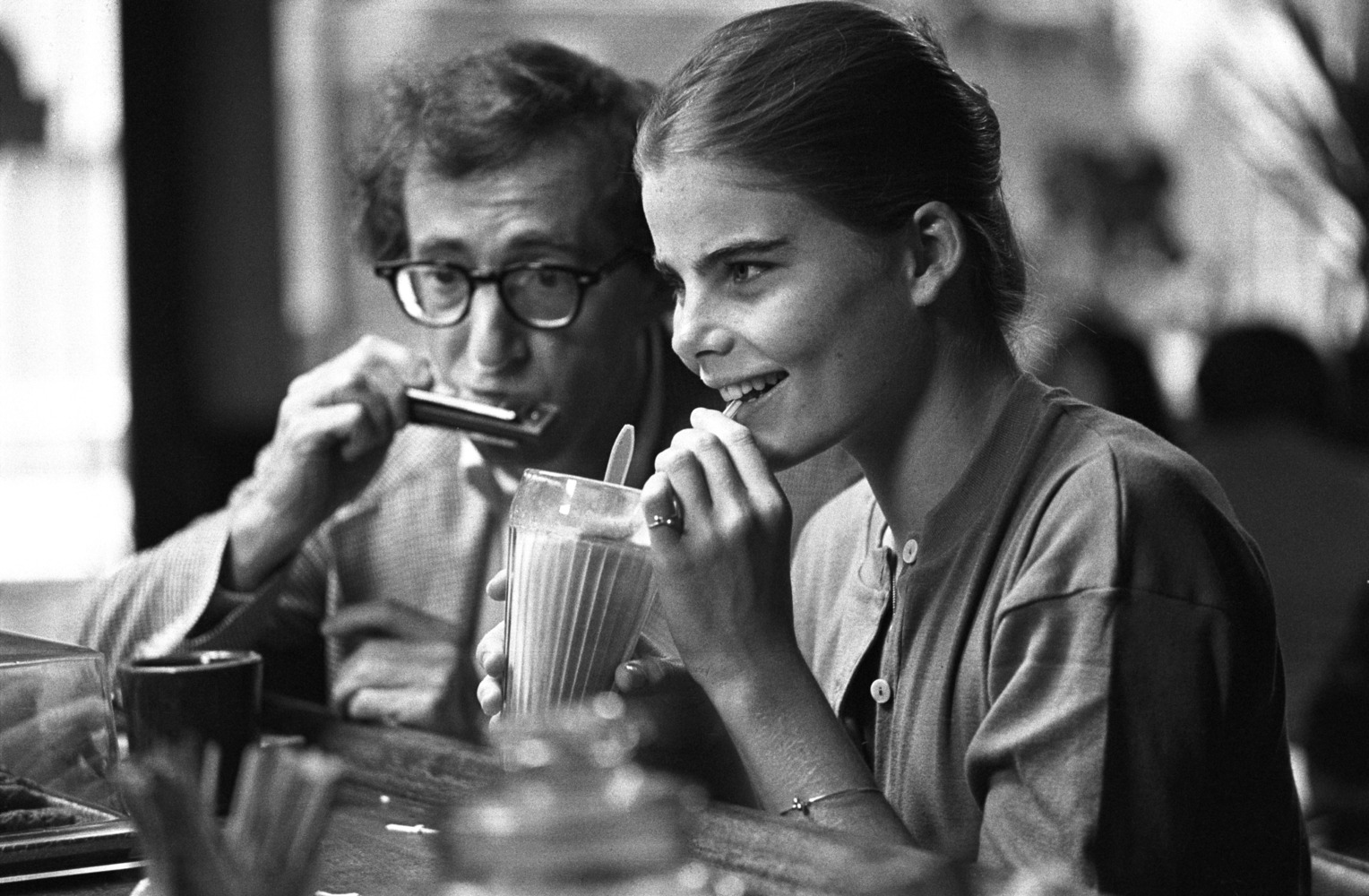 an analysis of manhattan by woody allen Unlike many previous books on woody allen, charles lp silet's anthology does  not  love and death and food, an analysis of allen's use of gastronomy as an   allen's new york (usually manhattan) is not just background, but also a.