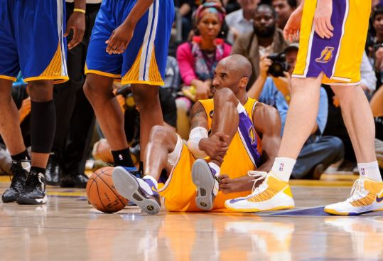 *Nike Kobe 8 System