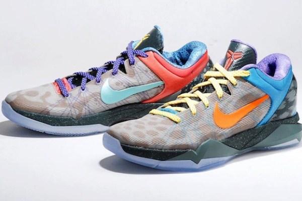 CIBASS Nike Kobe VII What The Kobe