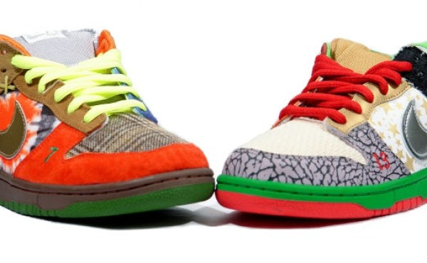 CIBASS Nike SB Dunk Low What The Dunk