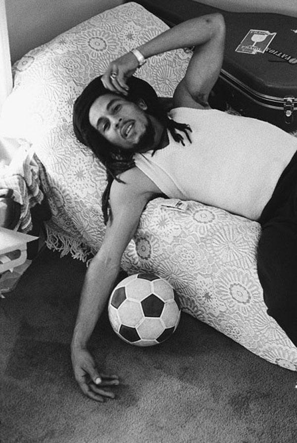 CIBASS Bob Marley descansando