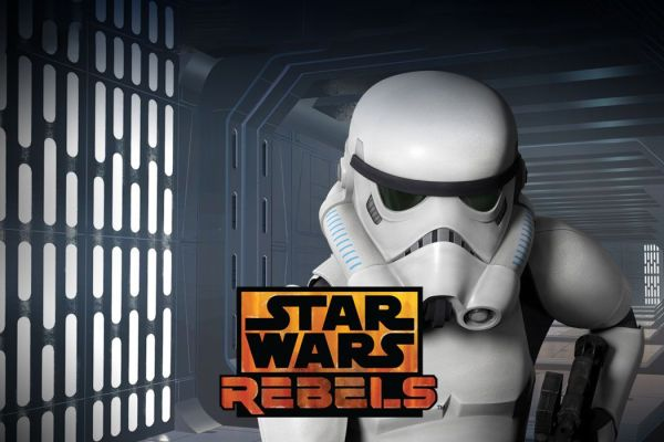 CIBASS Star Wars Rebels StormTrooper