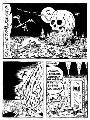 CIBASS Submundos de Kaz editado por Autsaider Comics