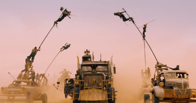 CIBASS mad max fury road