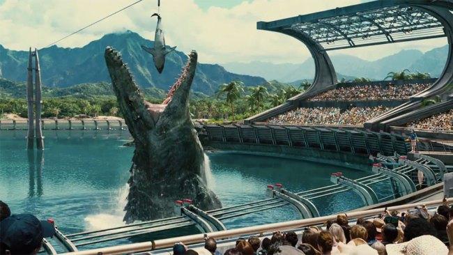 CIBASS Jurassic World atracciones