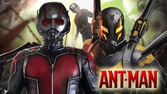 CIBASS AntMan Marvel
