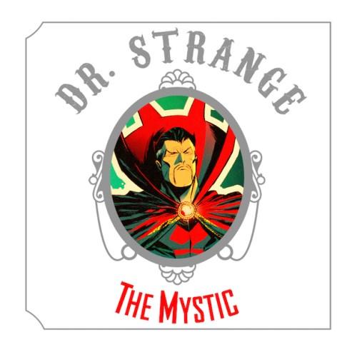Dr Strange as Dr Dre