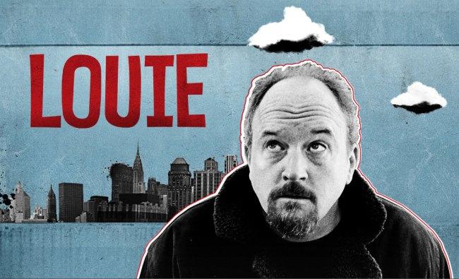 CIBASS Louie - Louis CK