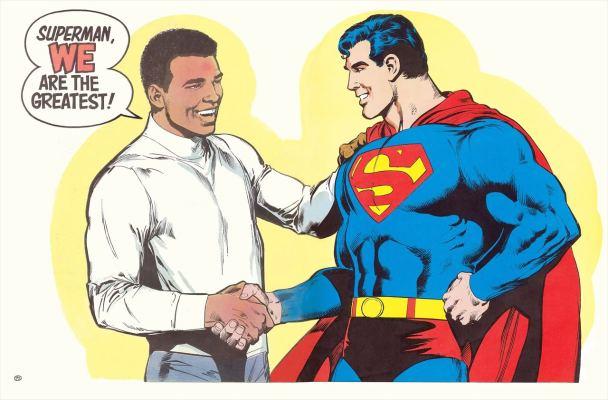 CIBASS Ali y Superman - Somos los más grandes