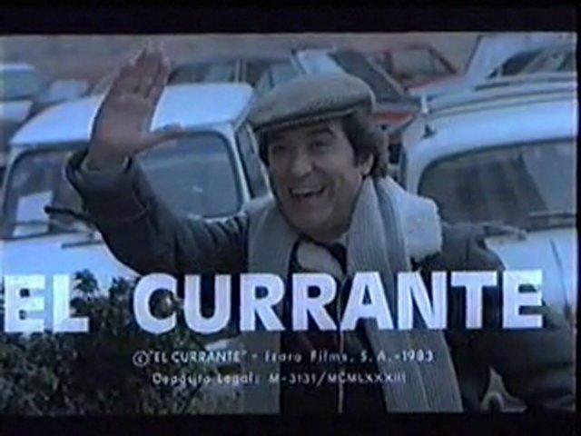 CIBASS El Currante de Andrés Pajares