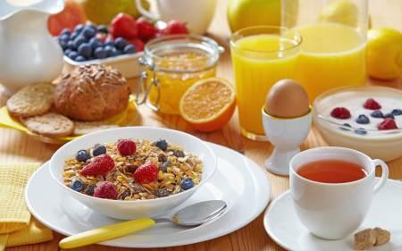 CIBASS Fotos de desayunos en Instagram