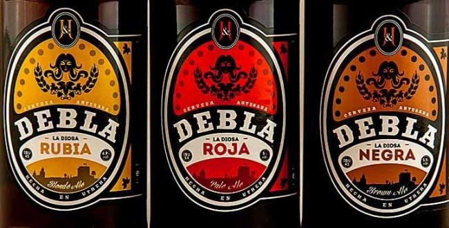 CIBASS Cervezas Debla beer