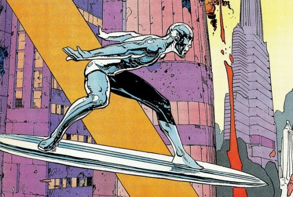 CIBASS Parábola Stan Lee Moebius Silver Surfer 1