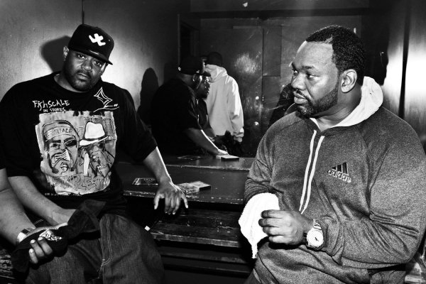 CIBASS Raekwon The Wild three